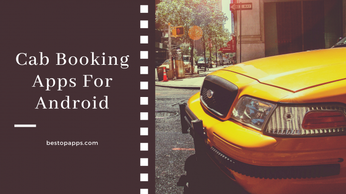 Cab Booking Apps For Android