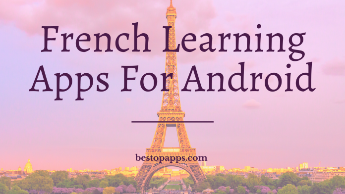French Learning Apps For Android