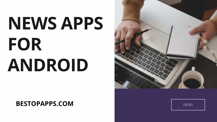 News apps for android