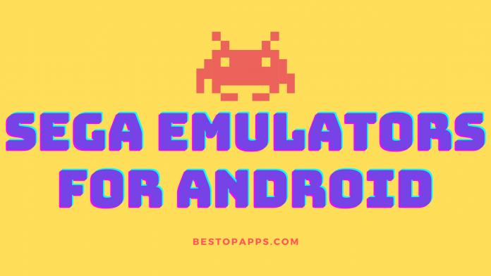 SEGA Emulators For Android