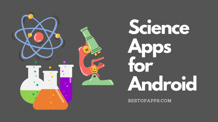 Science Apps for Android