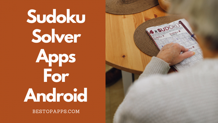 Sudoku Solver Apps For Android