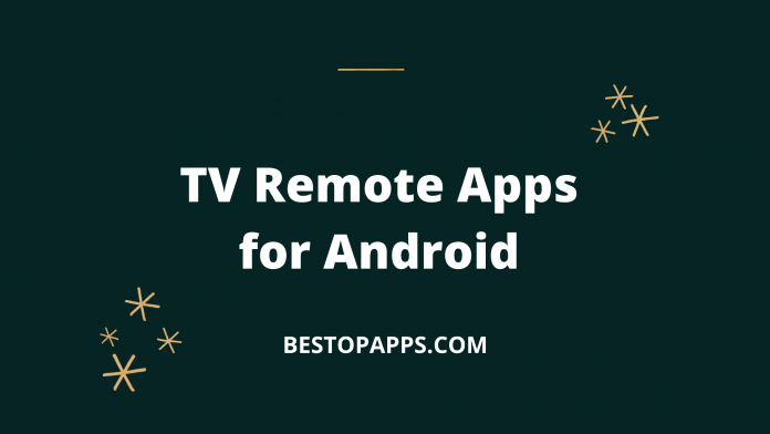 TV Remote Apps for Android