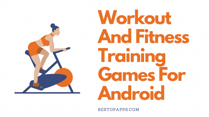 Workout And Fitness Training Games For Android