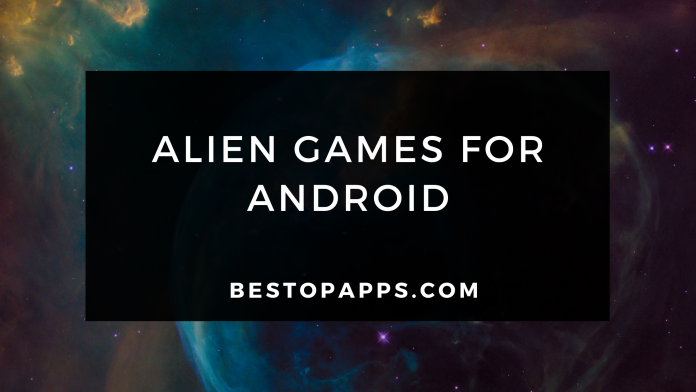 Alien Games for Android
