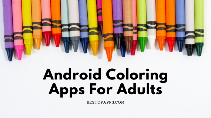 Android Coloring Apps For Adults