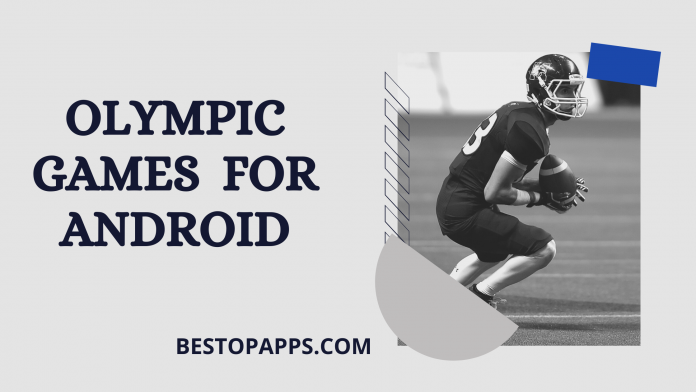 Olympic Games for Android