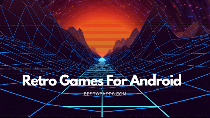 Retro Games For Android