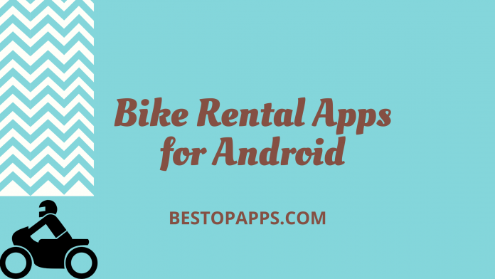 Bike Rental Apps for Android
