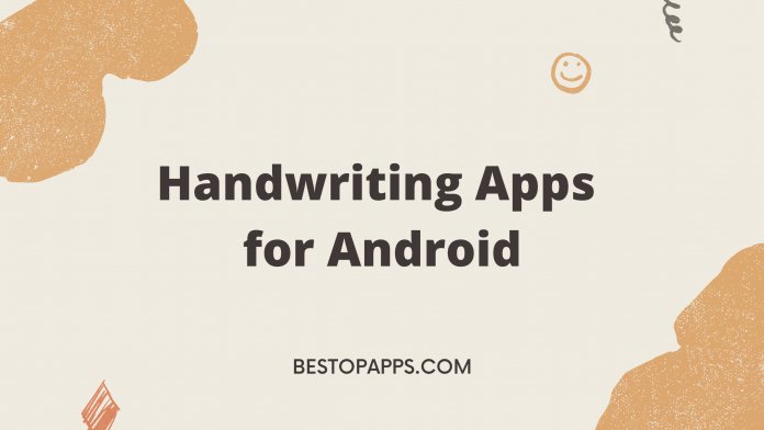 Handwriting Apps for Android