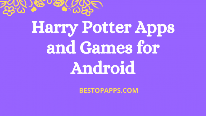 Harry Potter Apps and Games for Android
