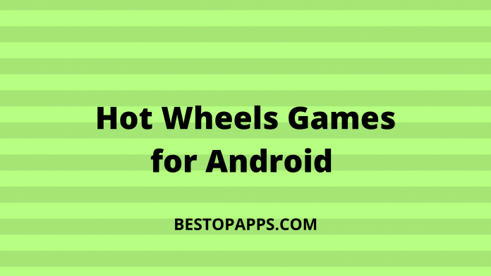 Hot Wheels Games for Android