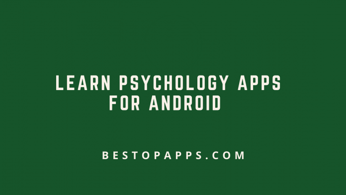 Learn Psychology Apps for Android