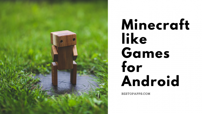 Minecraft like Games for Android