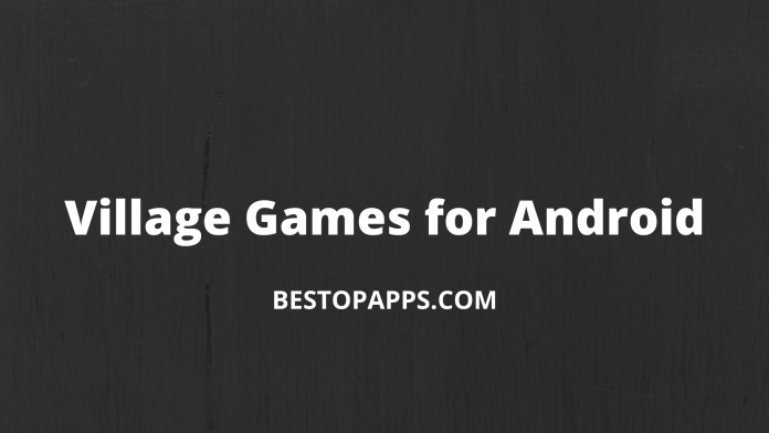Village Games for Android